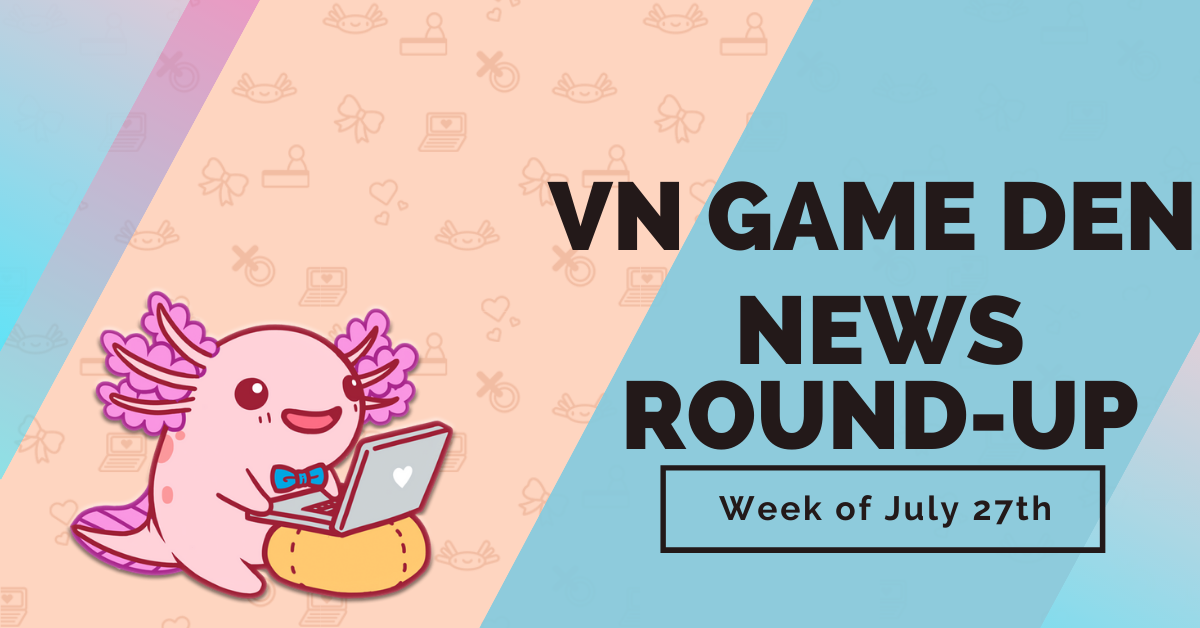 News Round-Up for the Week of July 27