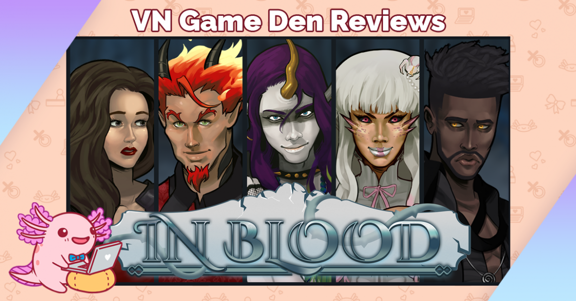 Demo Review: In Blood
