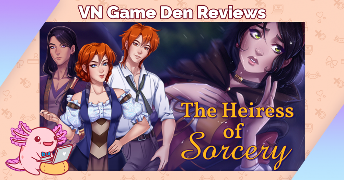 Review: The Heiress of Sorcery