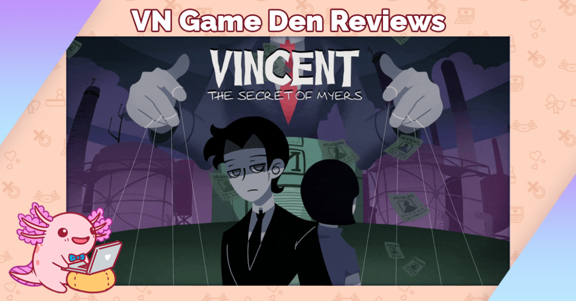 Demo Review: Vincent: The Secret of Myers