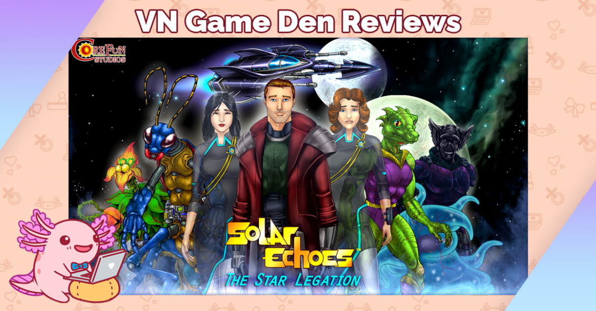 Demo Review: Solar Echoes: The Star Legation