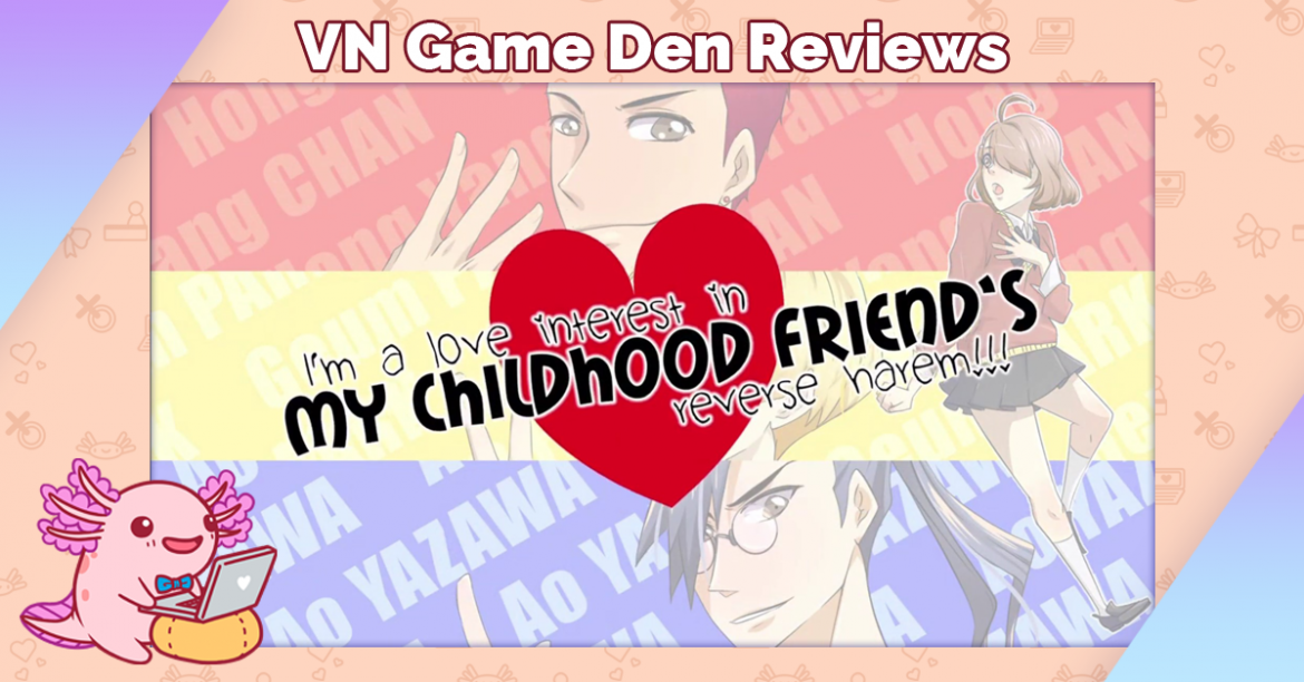 Review: I'm a love interest in my childhood friend's reverse harem!!!