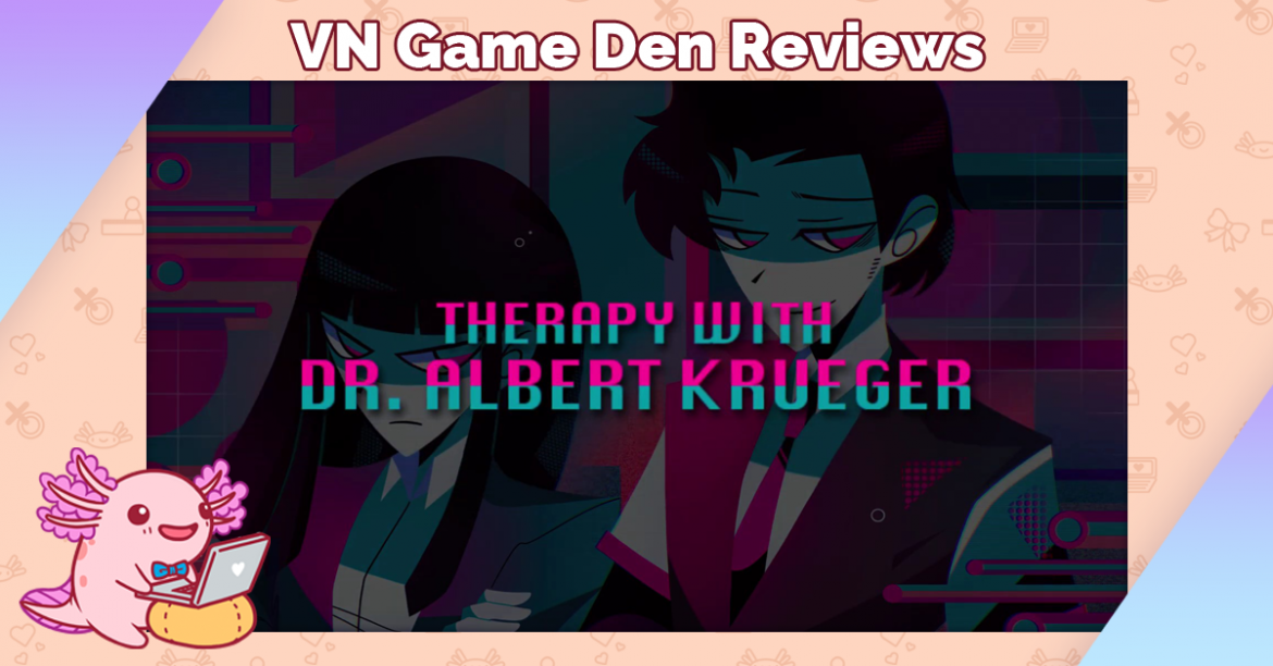 Review: Therapy with Dr. Albert Krueger