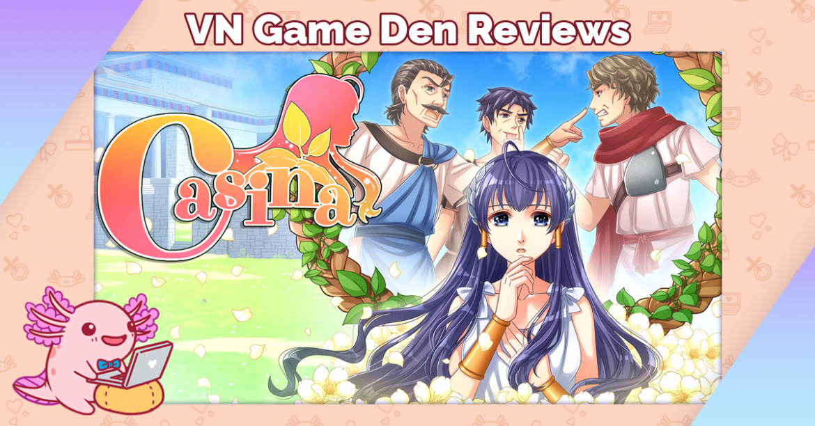 Demo Review: Casina: A Visual Novel set in Ancient Greece