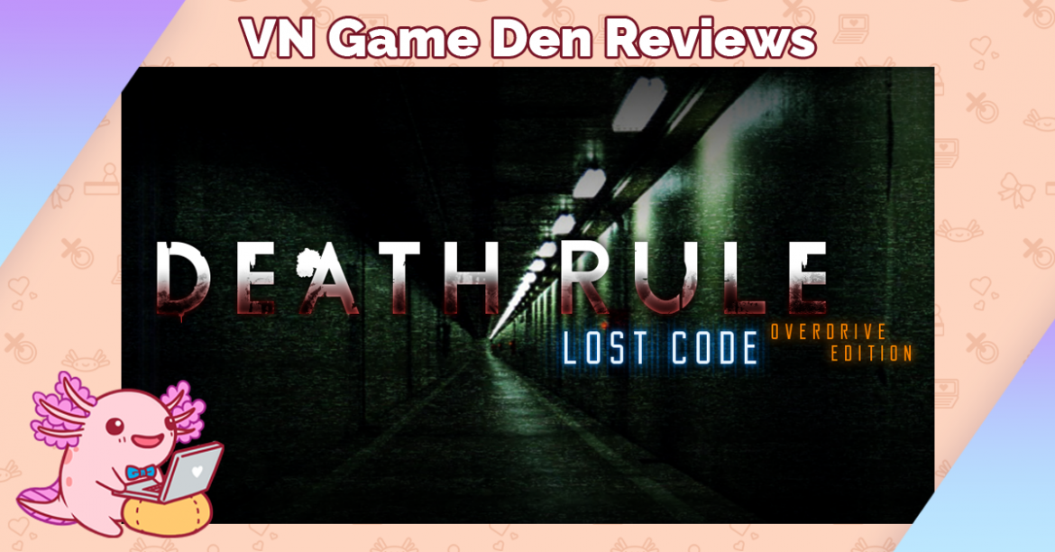 Review: Death Rule: lost code Overdrive Edition