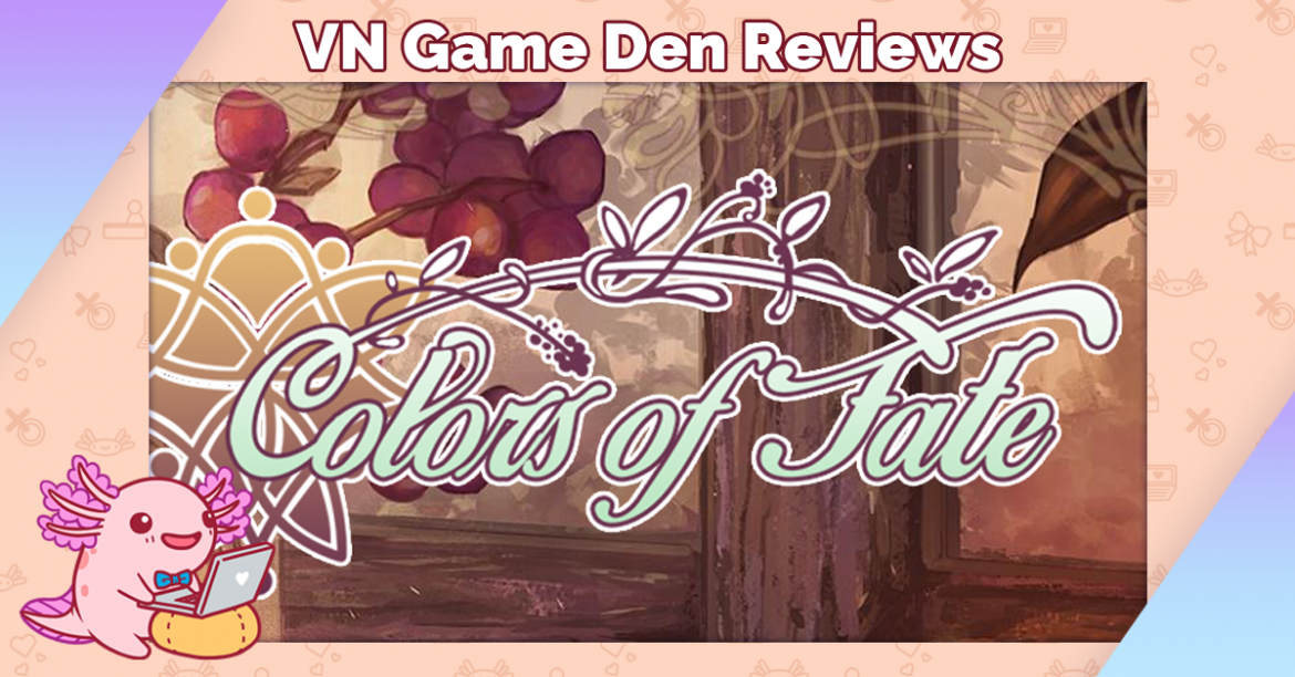 Demo Review: Colors of Fate