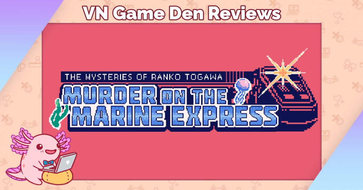 Demo Review: Murder on the Marine Express