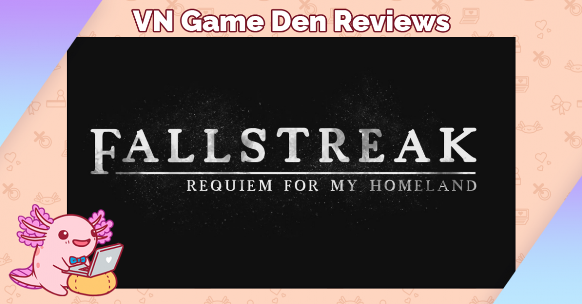 Review: Fallstreak: Requiem for My Homeland