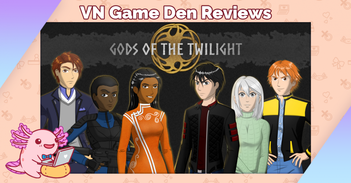 Demo Review: Gods of the Twilight