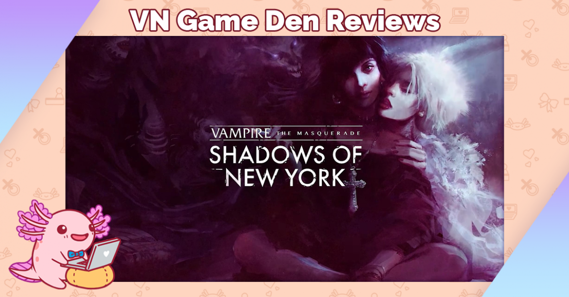Review: Vampire: The Masquerade – Shadows of New York