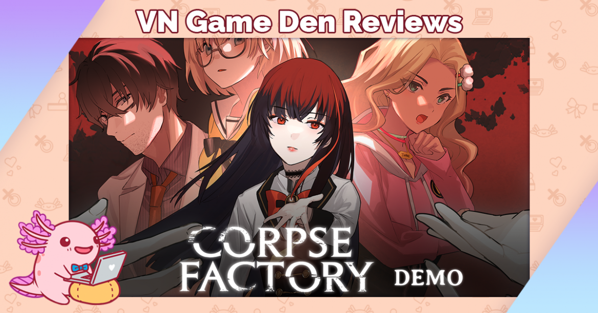 Demo Review: CORPSE FACTORY