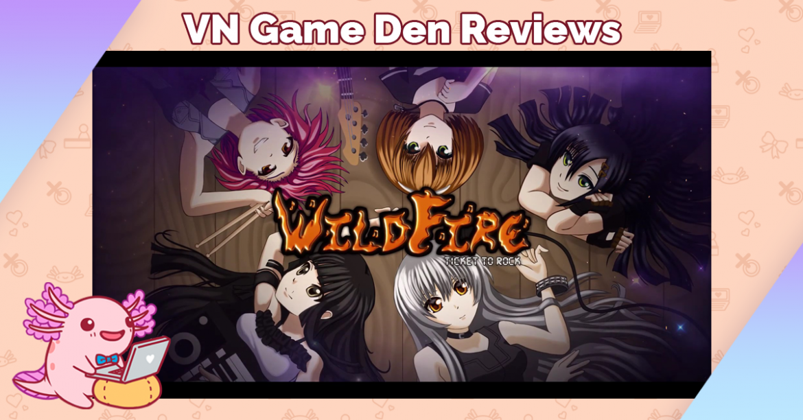 Review: Wildfire – Ticket to Rock