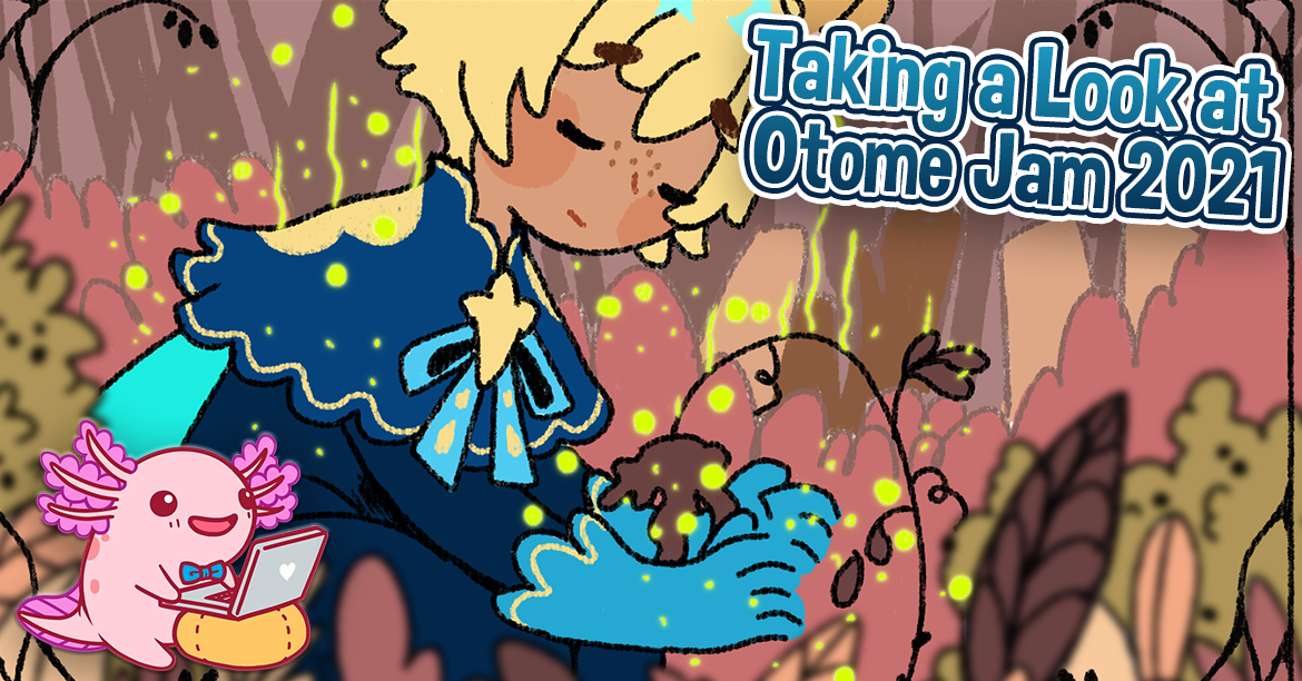 Taking a Look at Otome Jam 2021