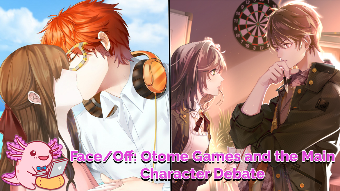Face/Off: Otome Games and the Main Character Debate
