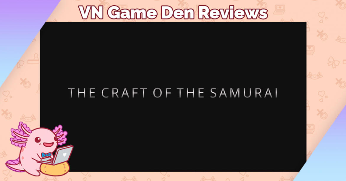 Review: The Craft of the Samurai