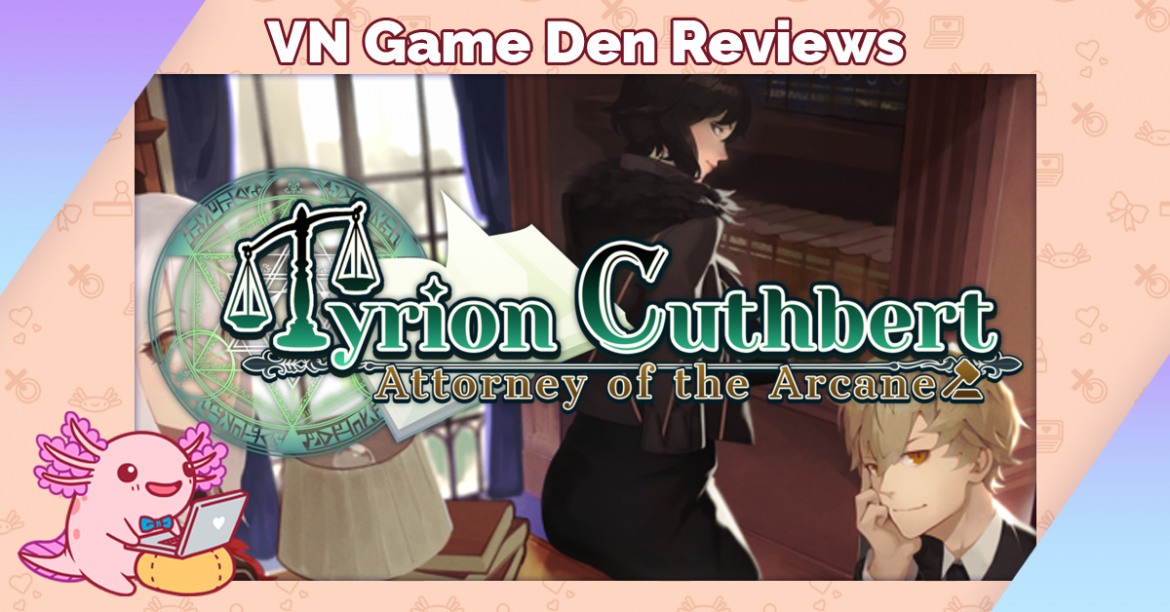 Demo Review: Tyrion Cuthbert: Attorney of the Arcane