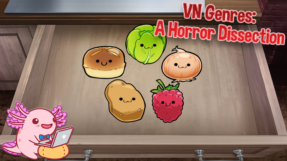 VN Genres: A Horror Dissection